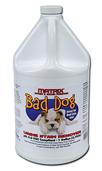 Bad Dog urine stain remover
